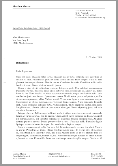 Kann Mir Jmd Bei Einem Scrlttr2 Brief Helfen Latex Und Tex Welt