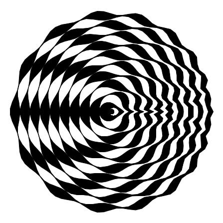 Chebyshev-Spirale