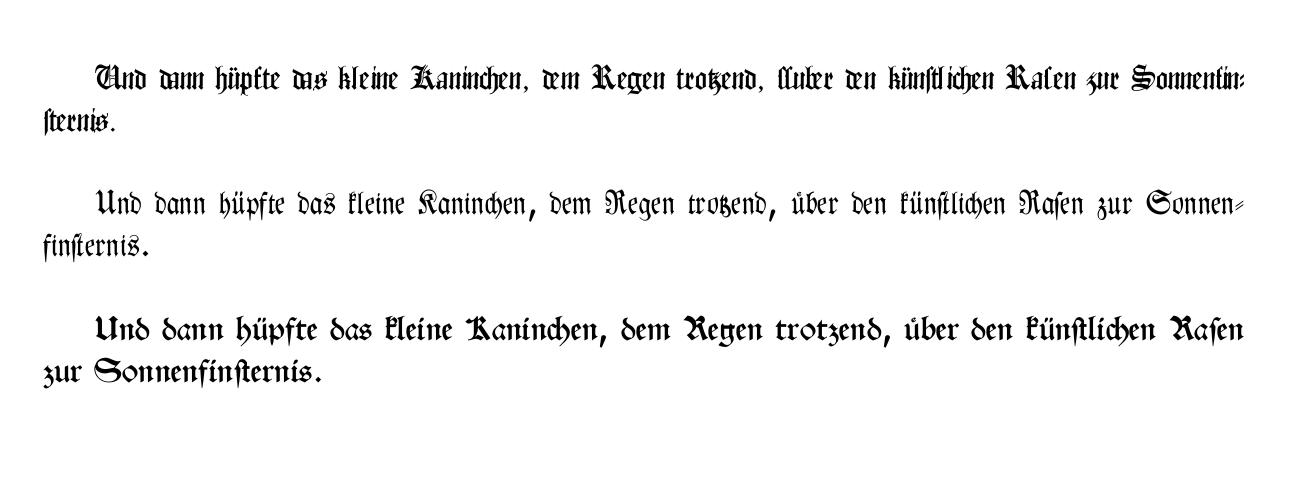 druckerknechtGebrocheneSchrift