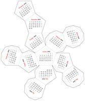 Faltkalender