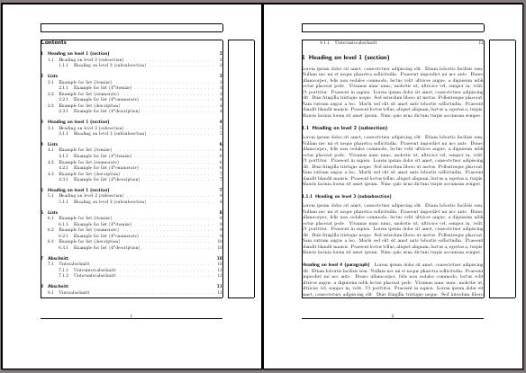 KOMA-Script mit Kompatibilität zu Uraltversionen