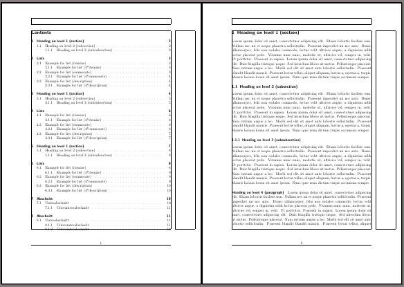 Beispiel für klzzwxh:0013nlargethispage im Inhaltsverzeichnis
