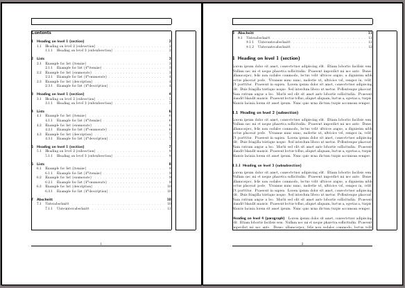 Beispiel für klzzwxh:0015agebreak im Inhaltsverzeichnis