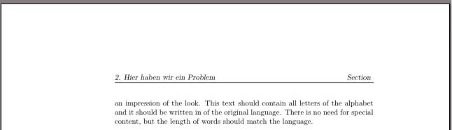 Kopf von Seite 4