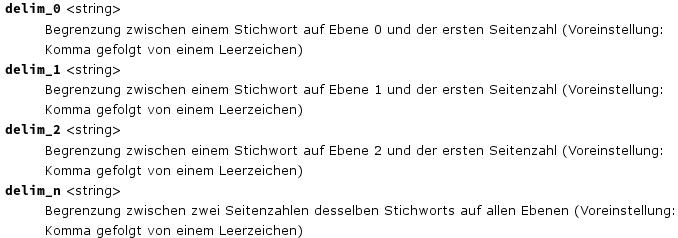 Screenshot Übersetzung